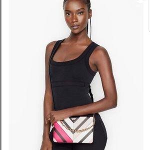 Victoria's Secret Multicolor Crossbody Bag